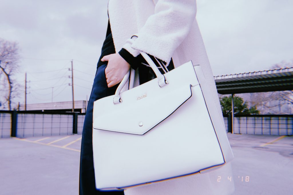 Everyone needs a white bag
